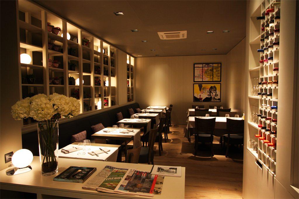 Un buen restaurante familiar de toda la vida. Menú diario de 11.90€ y otro de fin de semana de 16.90€