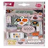 stickers, pegatinas, adhesivos para scrapbooking